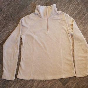 Lands end 1/4 zip size small (6-8)